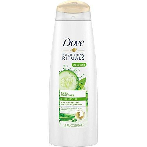 Dove Cool Moisture Shampoo, Cucumber
