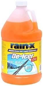 Rain-X RX68106 PREM DE-ICER Washer Fluid