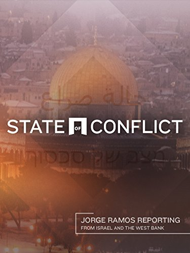 Jorge Ramos Special: State of Conflict on Amazon Prime Video UK