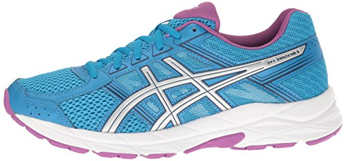 ASICS Women's Gel-Contend 4 Running Shoe, Diva Blue/Silver/Orchid, 5 M US by ASICS (Image #5)