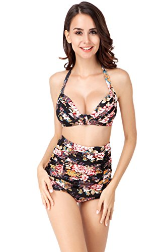 Pretty hightop Bathing suit!