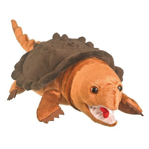 Wildlife Artists Snapping Turtle Plush Toy 15