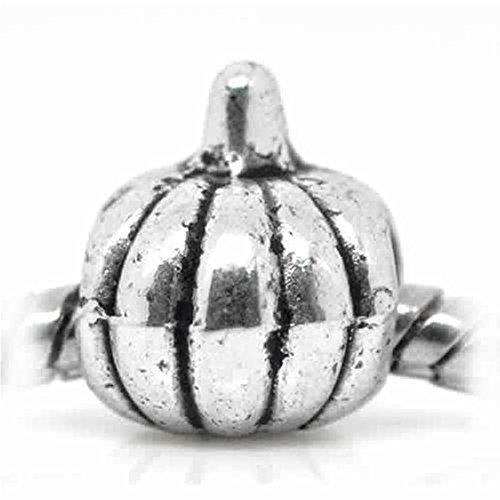 Paillettes Sexy Femme Halloween citrouille–Charms Breloques pour bracelet chaîne serpent