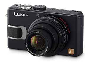 Panasonic DMC-LX2K 10.2MP Digital Camera with 4x Optical Image Stabilized Zoom (Black)