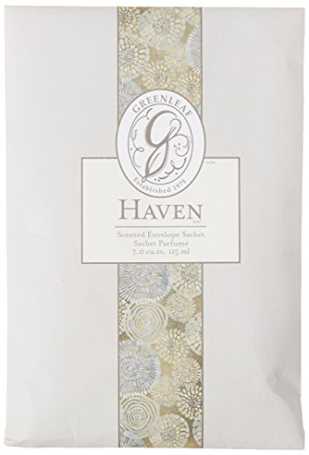 Haven Large Paper Drawer Sachet by Greenleafset of 3 3 - Haven Drawer