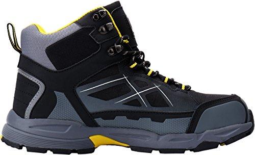 Acier de Acier Homme Antidérapante Travail Semelle 1702 de Chaussures Embout Perforation LM Chaussures Sécurité Anti 0qPwOREW