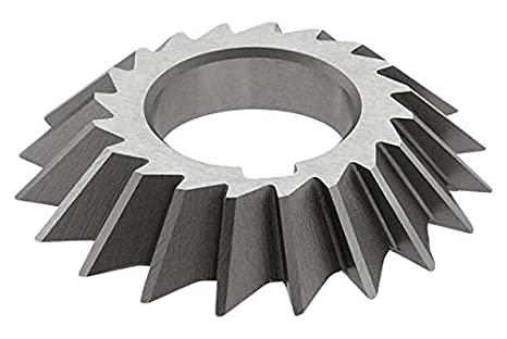Standard Cut Uncoated Coating HSS 9 Cutting Diameter 13//16 Width KEO Milling 06470 Straight Tooth Milling Cutter,B Style 36 Teeth 1-1//4 Arbor Hole