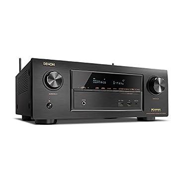Denon AVR-X3300W 7.2 Channel 4K Ultra HD A/V Receiver