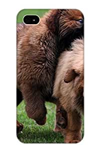 Awesome UUaTGu-1336-nmGby Yellowleaf Defender Tpu Hard Case Cover For iPhone 6 plus Animal Dog