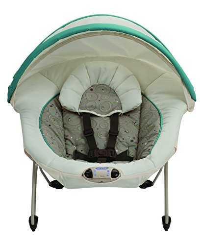 Graco Simple Snuggles Bouncer, Scribbles
