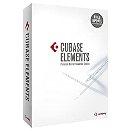 Steinberg Cubase Elements 9 Recording Software