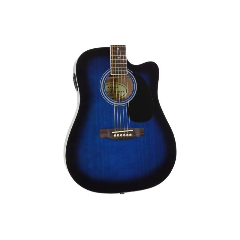 Jameson Guitars Full Size Thinline Acous