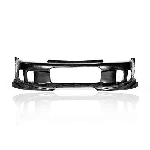 Honda Civic 2DR / 3DR 1992-1995 EX Spec Style 1 Piece Polyurethane Front Bumper manufactured by KBD Body Kits. Extremely Durable, Easy Installation, Guaranteed Fitment and Made in the ()