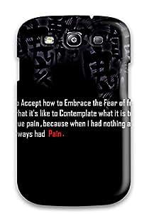 Robert Galaxy S3 Hard Case With Fashion Design/ TezIVdT16332qkWti Phone Case