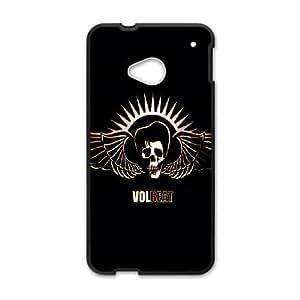 HTC One M7 phone case Black Volbeat SSPP4852503