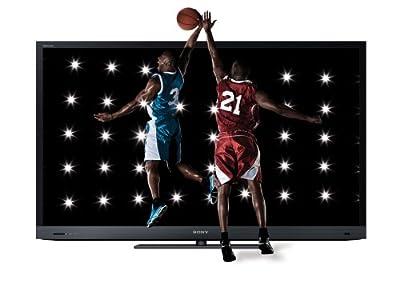 Sony BRAVIA 1080p 3D LED HDTV, Black