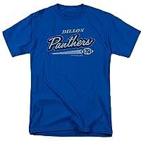 Trevco Men's Friday Night Lights Short Sleeve T-Shirt, Royal Blue, Medium