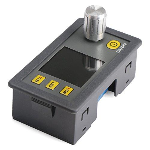 Constant Current Buck Converter, DROK Numerical Control Voltage Regulator DC-DC 4.5-23V 12v to 0-20V 9v 5v 2A Step Down Transformer Module Volt Stabilized Power Supply Board with LCD Display by DROK (Image #2)
