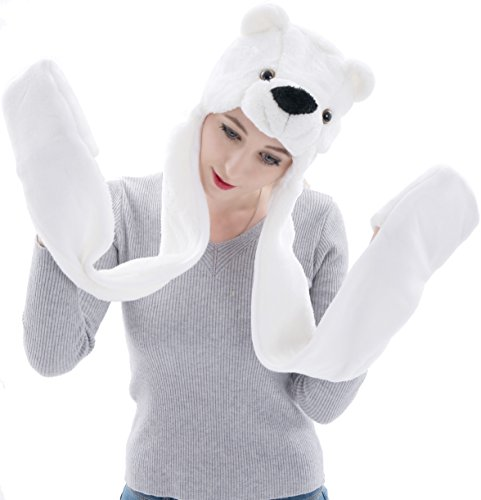 Polar Bear Scarf - 6