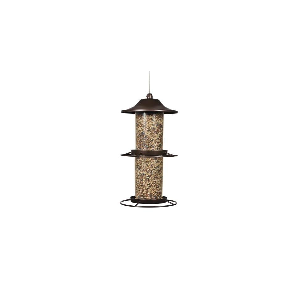 Perky Pet 325S Panorama Bird Feeder  Wild Bird Feeders  Patio, Lawn & Garden