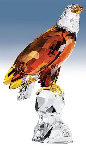 "Amazon. Com: swarovski crystal ""the bald eagle"", limited edition."