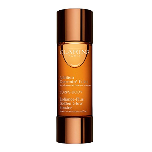 Clarins Radiance-Plus Golden Glow Booster for Body, 1 Ounce