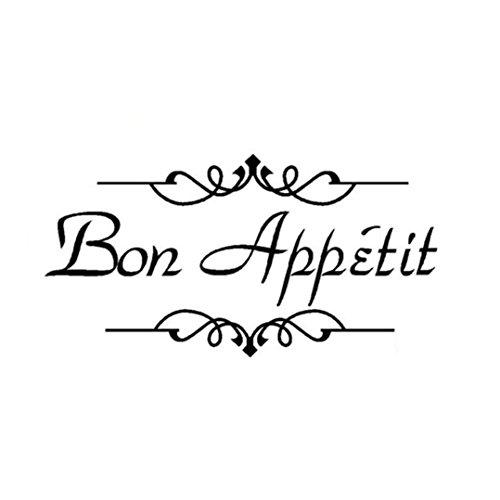 French Bon Appetit Removable Art (Halloween Bon Appetit)