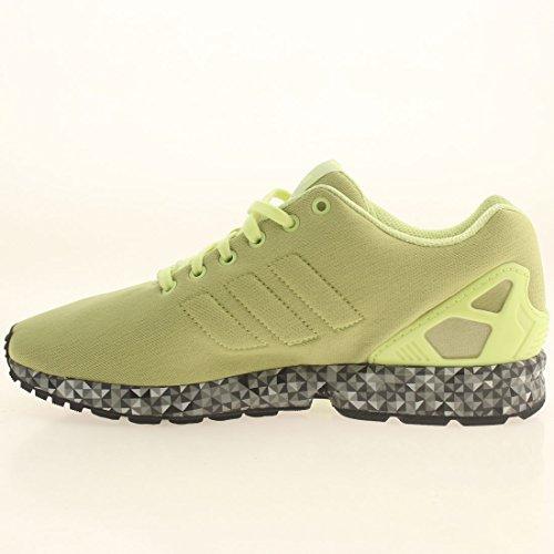 Adidas Men Zx Flux (giallo / Giallo Congelato / Nero Nucleo) Taglia 13 Us
