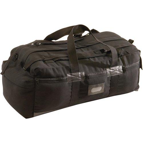 Texsport Canvas Tactical Bag (Black), Outdoor Stuffs