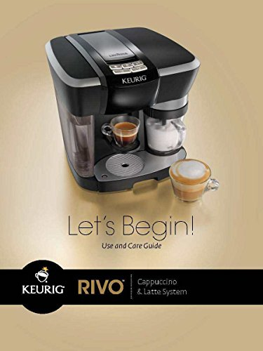 Keurig Rivo Espresso, Cappuccino & Latte System, With 12 Pack Lavazza Sampler by Keurig (Image #1)