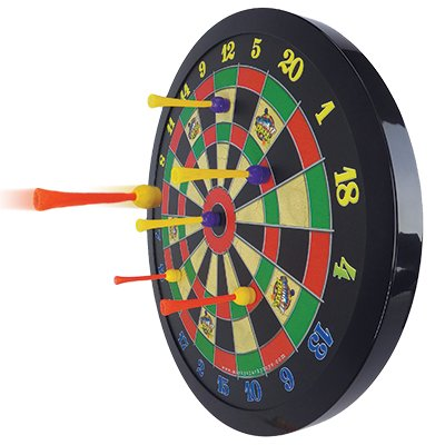 Doinkit Darts - Magnetic Dart Board -