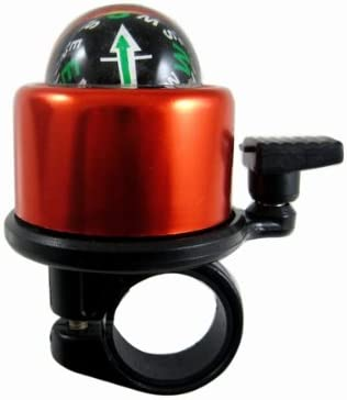 Vococal Handlebar Bell Ring Sound With Compass Decor for Bike Bicycle