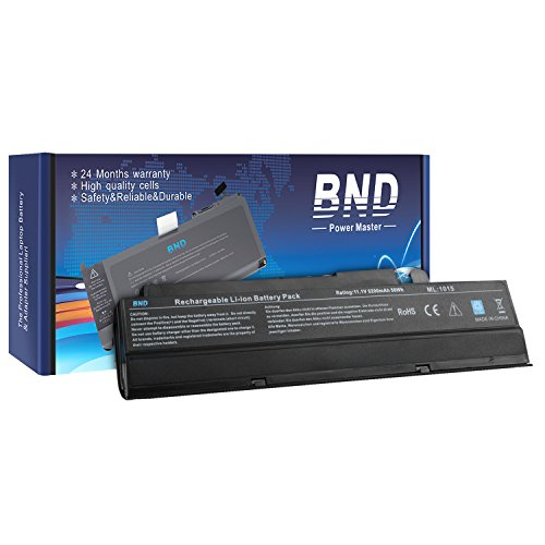 BND Laptop Battery [with Samsung Cells] for Asus Eee PC 1015 1215 VX6, fits P/N A32-1015 A31-1015 AL31-1015 - 12 Months Warranty [6-Cell Li-ion 5200mAh/58Wh - Battery Cell Asus 6