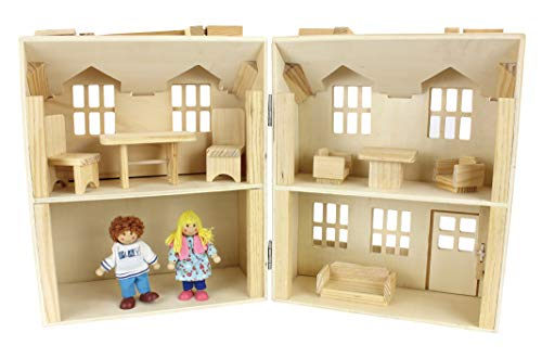 - Doll House- Carry 'n Play Doll House