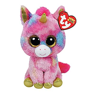 JEWH Saffire Dragon Slick Brown Fox Unicorn Plush Regular Stuffed Animal Collectible Soft Doll Toy ( 5 )