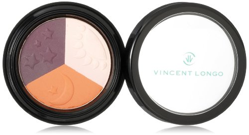 VINCENT LONGO Sun Moon Stars Trio Eyeshadow, Ultra Suede