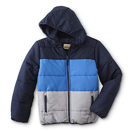 Roebuck /& Co Boyss Puffer Jacket Winter Coat