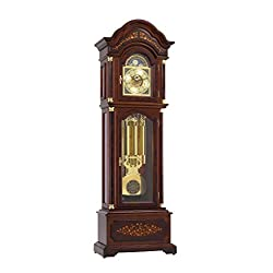 Hermle Berlin Walnut Floor Clock