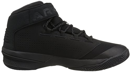 Ua Basketball Stealth Gray Men's M Black Zee Get B Shoes Armour Under US wpqREE
