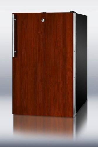 Door Accepts Overlay - Summit SWC525LDSIF: 20