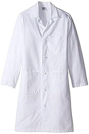 Worklon 437XS Sanforized Cotton Unisex Lab Coat with Cloth ... - photo #10