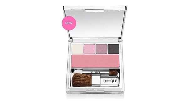 Clinique sombra de ojos de paleta de la ley de cascanueces I que contiene & Blush: Amazon.es: Belleza