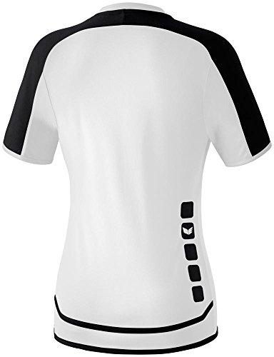 2 erima 0 Trikot Camiseta fútbol blanc noir Zenari de rUwEU