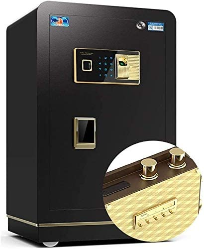 LJFYMX Caja de Seguridad Llave de la Caja, Caja de Seguridad ...