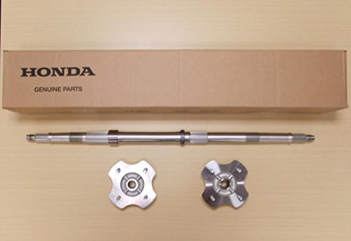 New 2007-2013 Honda TRX 420 TRX420 Rancher ATV OE Rear Axle & Hubs