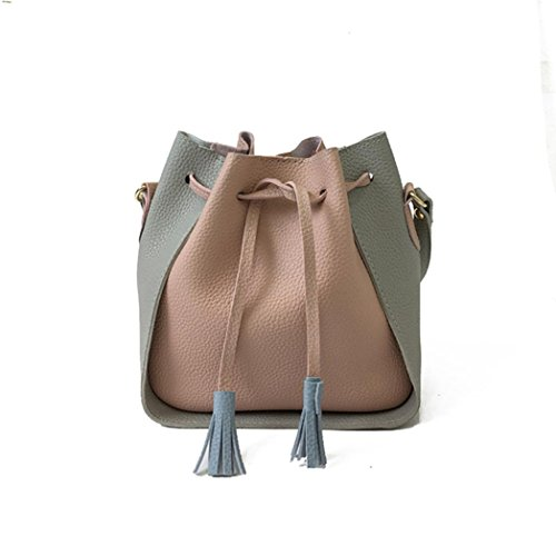 Women Large Shoulder Bag Handbag Cross-body Bags Cheap Colors for Girl by TOPUNDER ZH