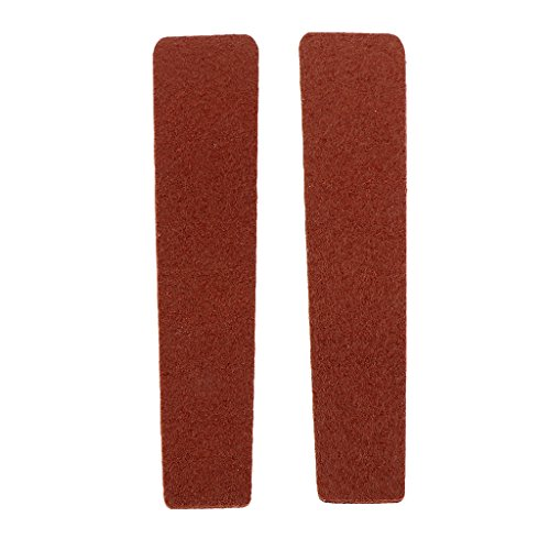 DYNWAVE 2pcs Recurve Bow Adhesive Bow String Silencers Bow Pads Hunting Accessories ()