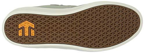 Crank Men's Skate Shoe Mid Jameson Stone Etnies xtqwHpx