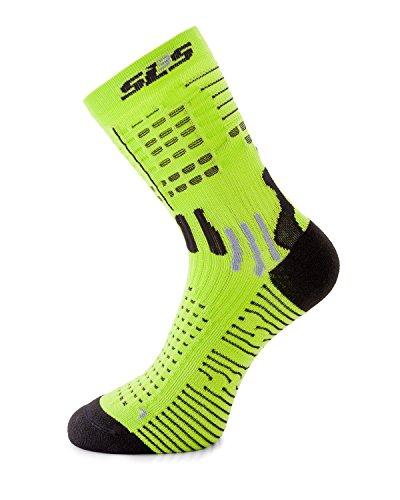SLS3 calcetines deportivos con protector de dedos y almohadillas de tobillo Lima