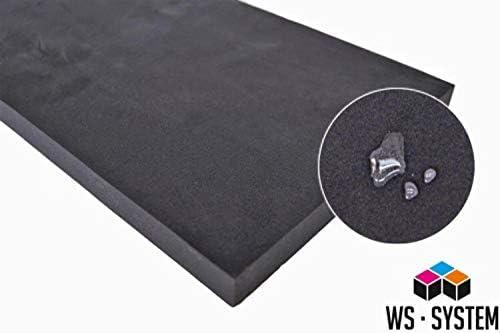 Prallschutz Wandschutz Garage Garagenschutz Garagenwand Schutz Garangenw/ände 4 Set Selbstklebend T/ürschutz | T/ürkanten Schutz |Autot/ür Garage Extra dick 1,7 cm T/ürkantenschoner
